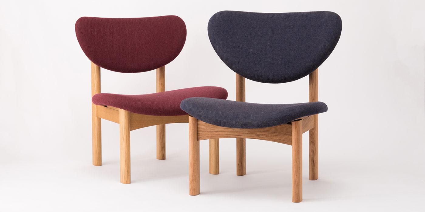 新旧トヨさんの椅子
