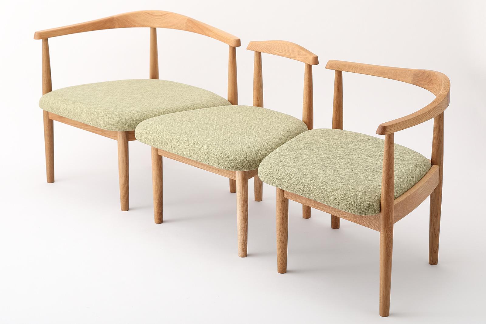 親子の椅子