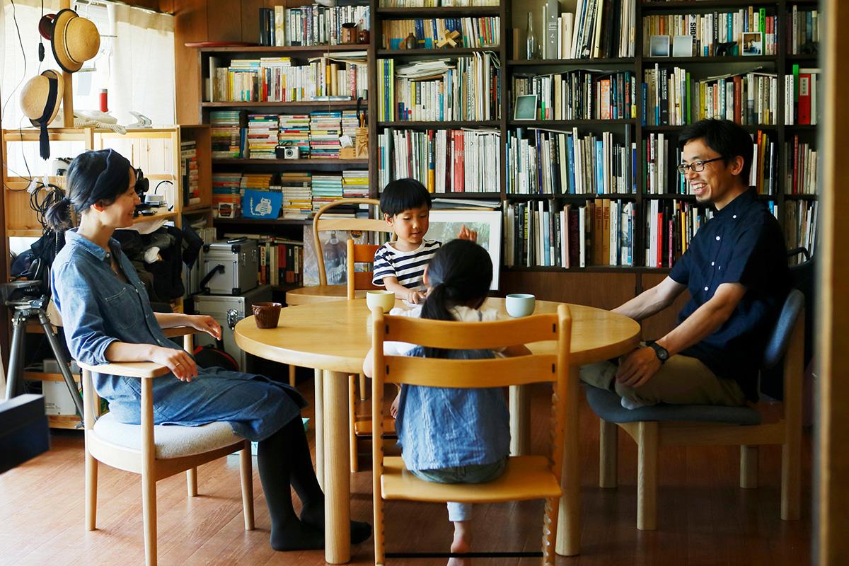 家族の椅子