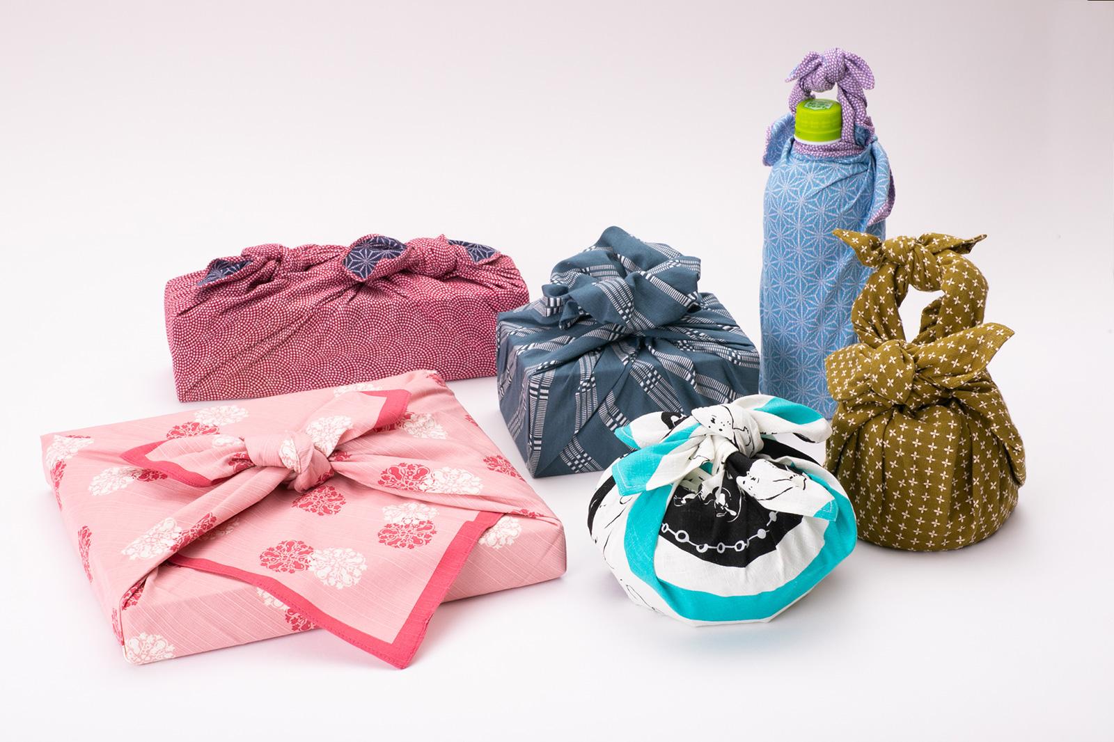 「みーさんのふろしき講座~暮らしで楽しむ、はじめてのふろしき包み」ワークショップ開催