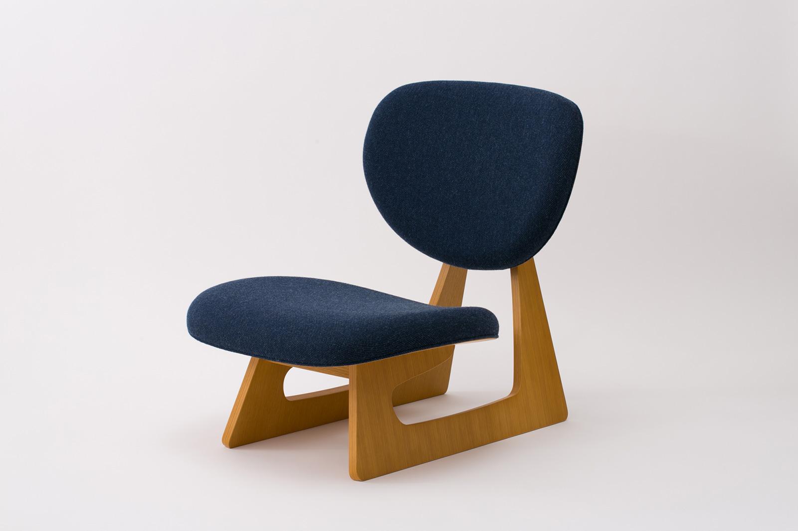 長さんの低座椅子
