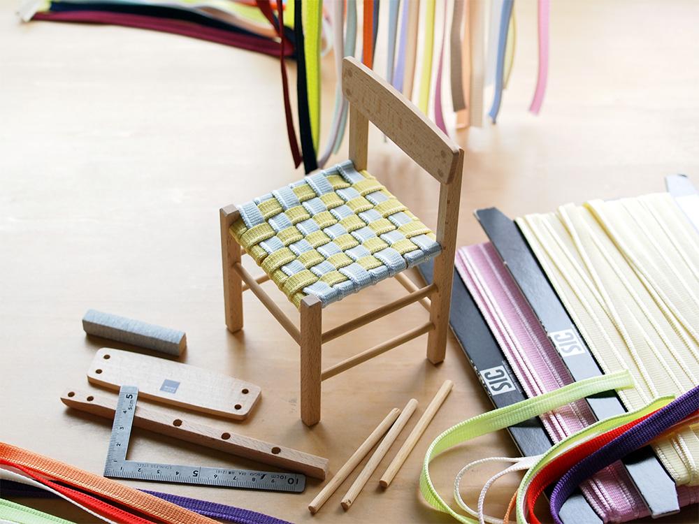 ミニチュア椅子